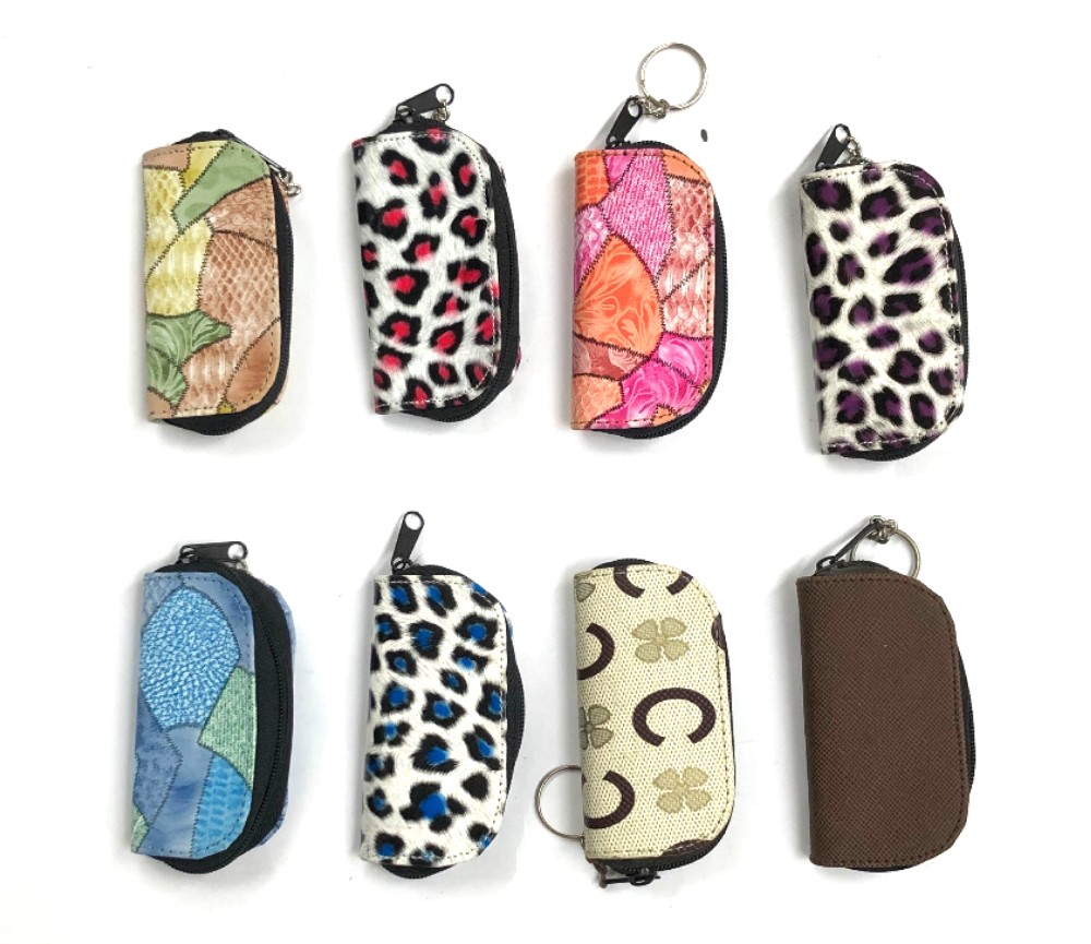 Zipper Case Asst Colours S-CHR-02