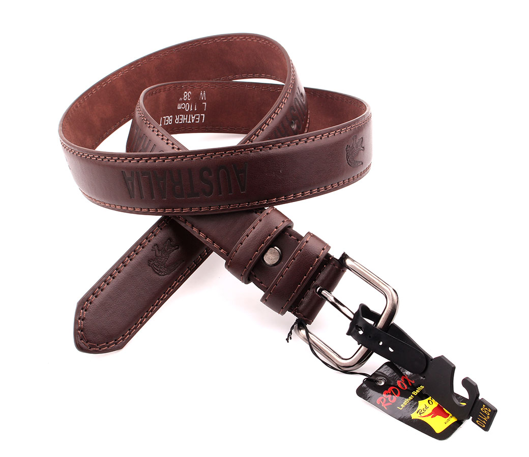Souvenir Belts (3.5cm Blrown Crocodile) BLT-CR2