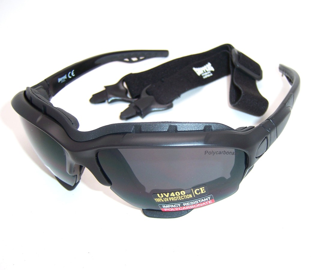 Choppers Convertible Goggles Sunglasses (Anti-Fog Coated) 8963-SM
