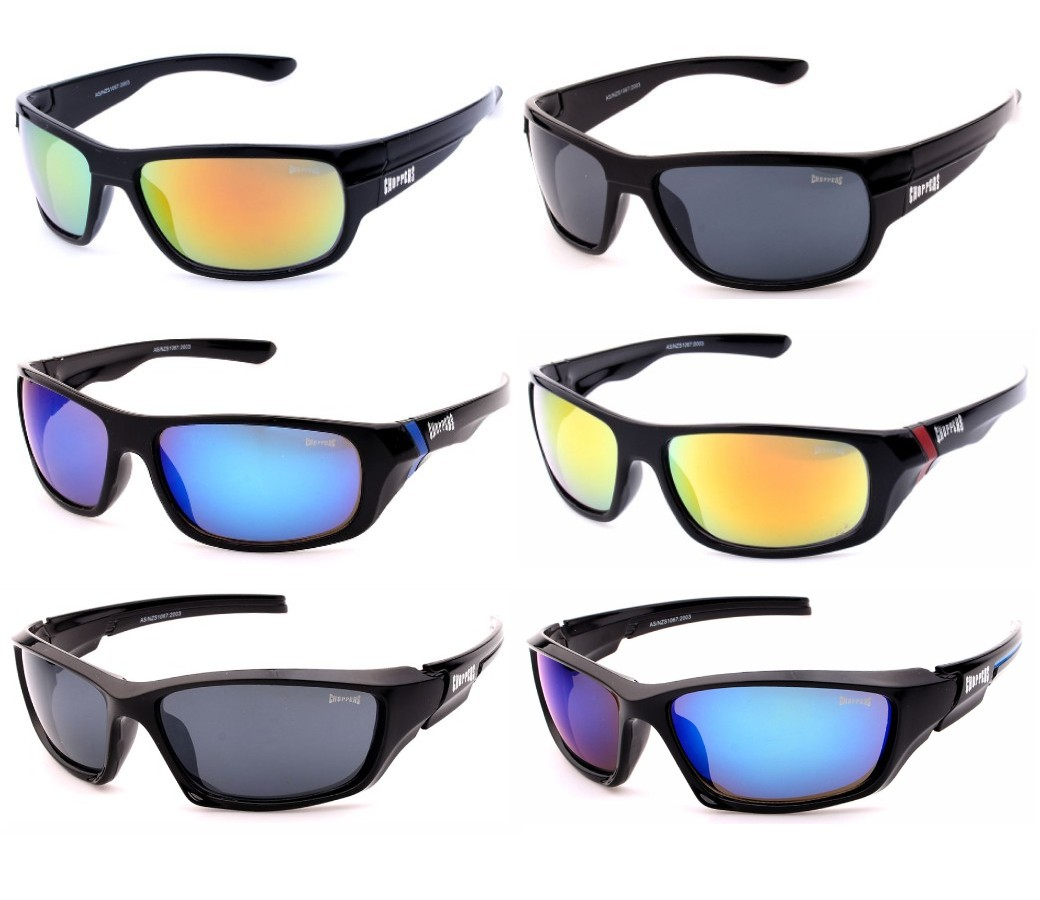 Choppers Sunglasses 3 Style Asst CHOP410/411/412
