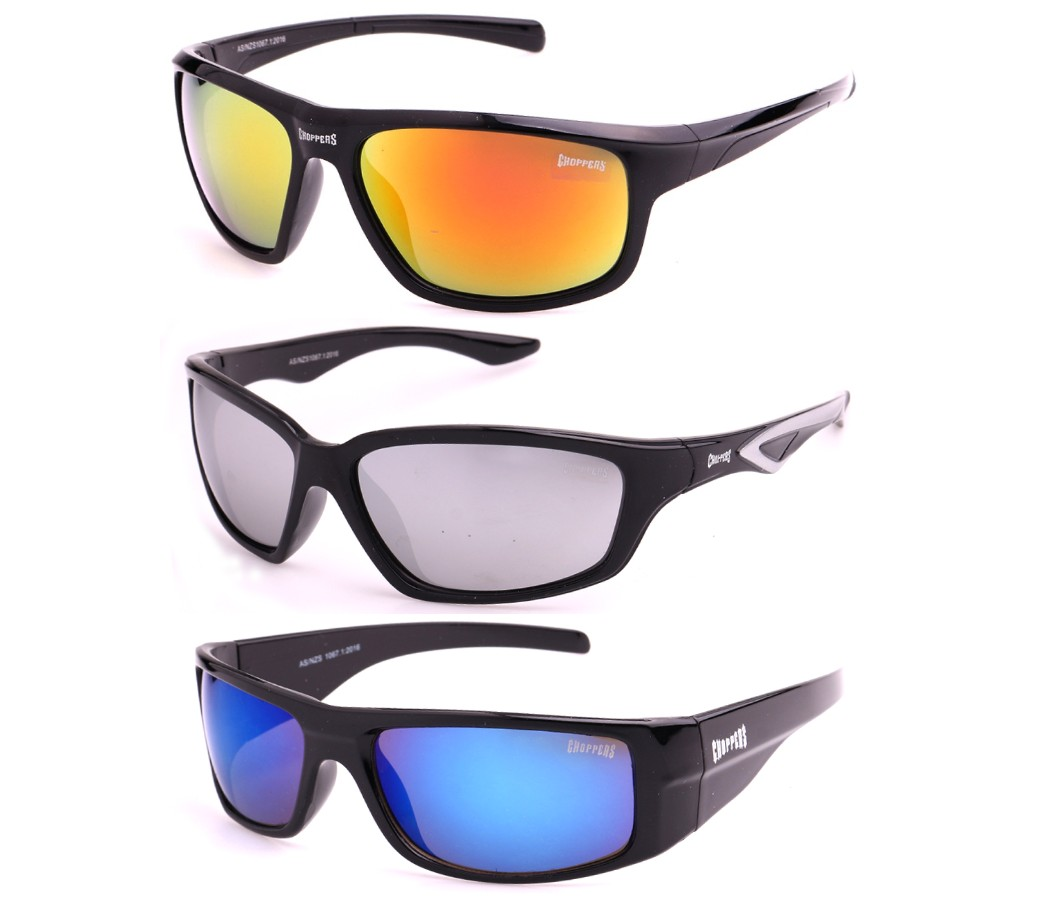 Choppers Sunglasses 3 Style Asst CHOP413/414/415