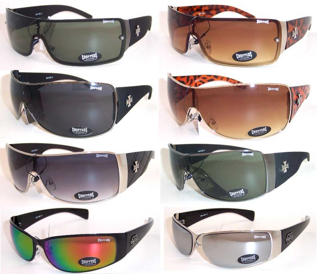 Choppers Metal Sunglasses Sample Pack
