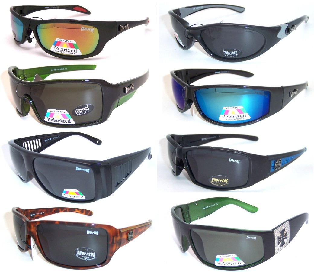 Choppers Polarized Sunglasses Sample Pack