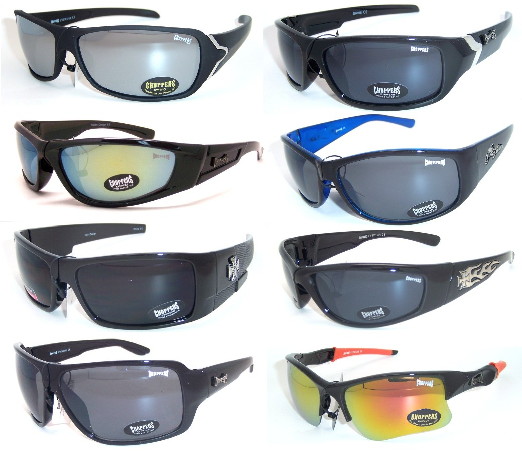 240 Pair Choppers Sunglasses Package Sale