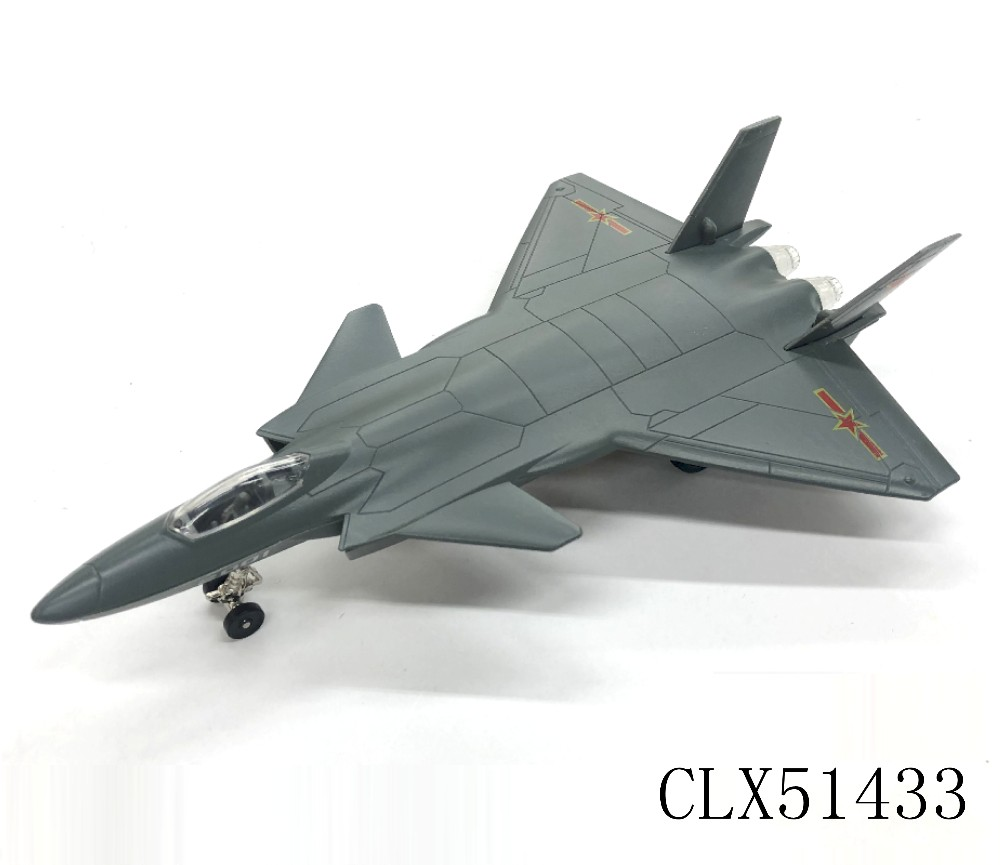 J-20 Mighty Dragon Fighter with Light & Sound (P.L.A. Air Force) 9