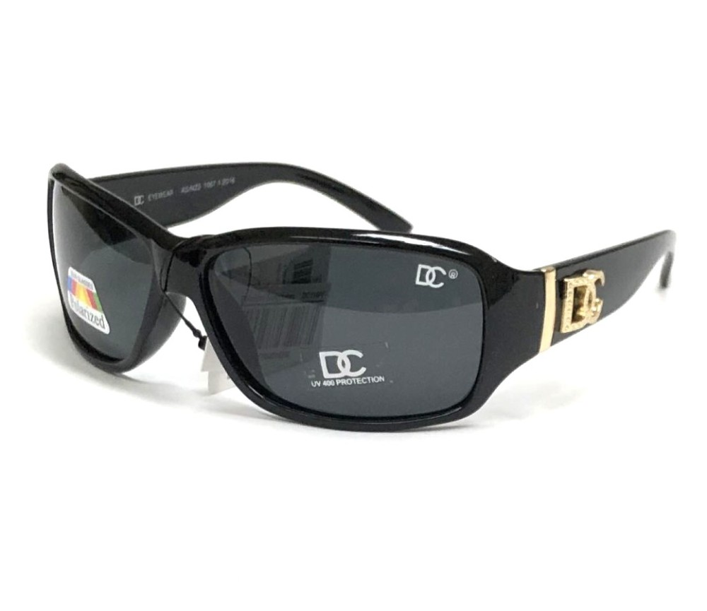 DC Polarized Fashion Sunglasses DC114PP