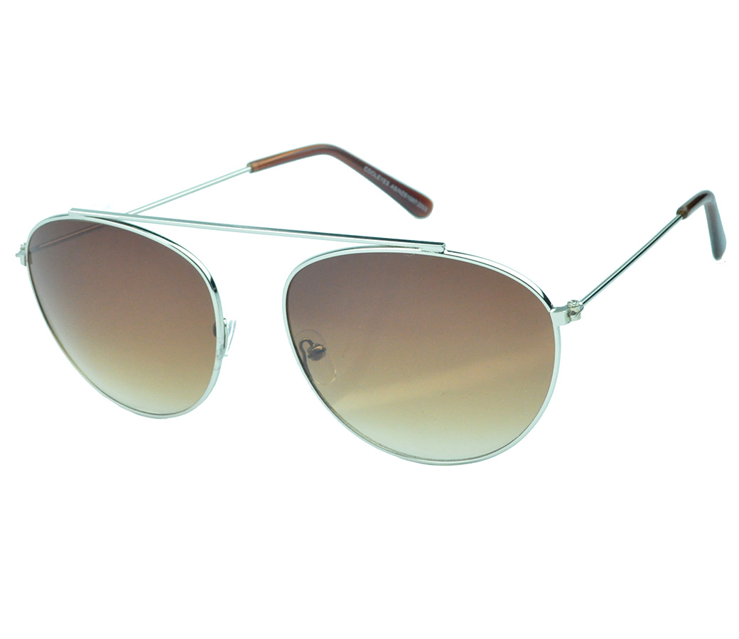 Designer Fashion Metal Sunglasses FM2129