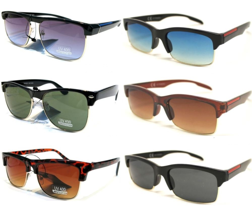 Club M Dark Lens Sunglasses Sample Pack