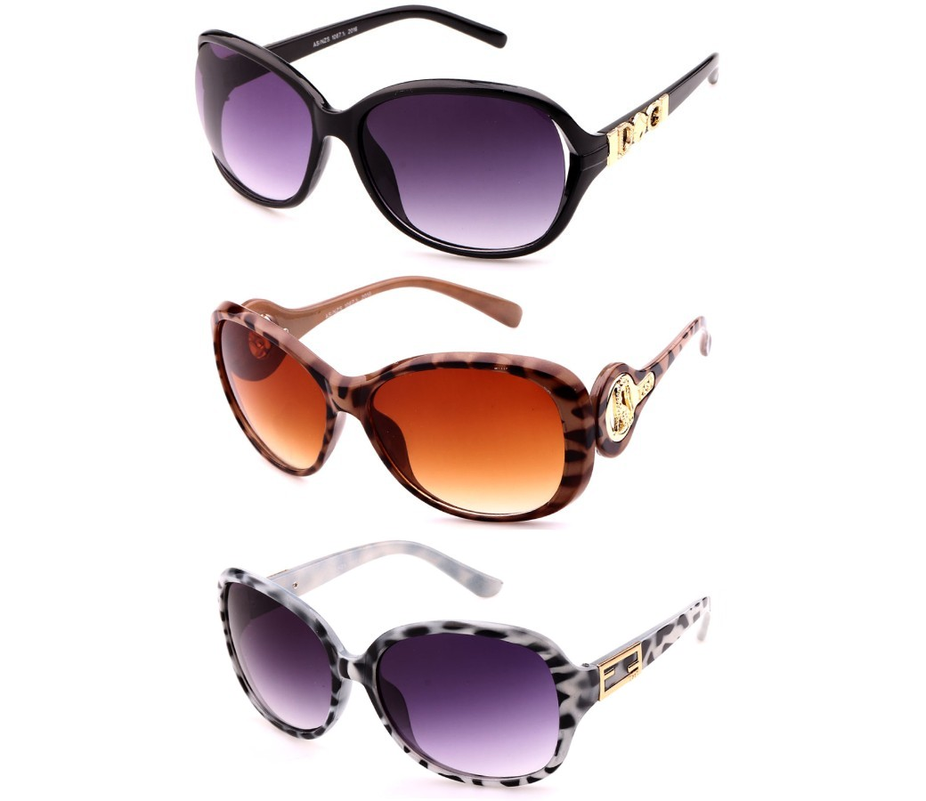 Cooeyes Ladies Fashion Sunglasses 3 Style Group FP1272/73/74