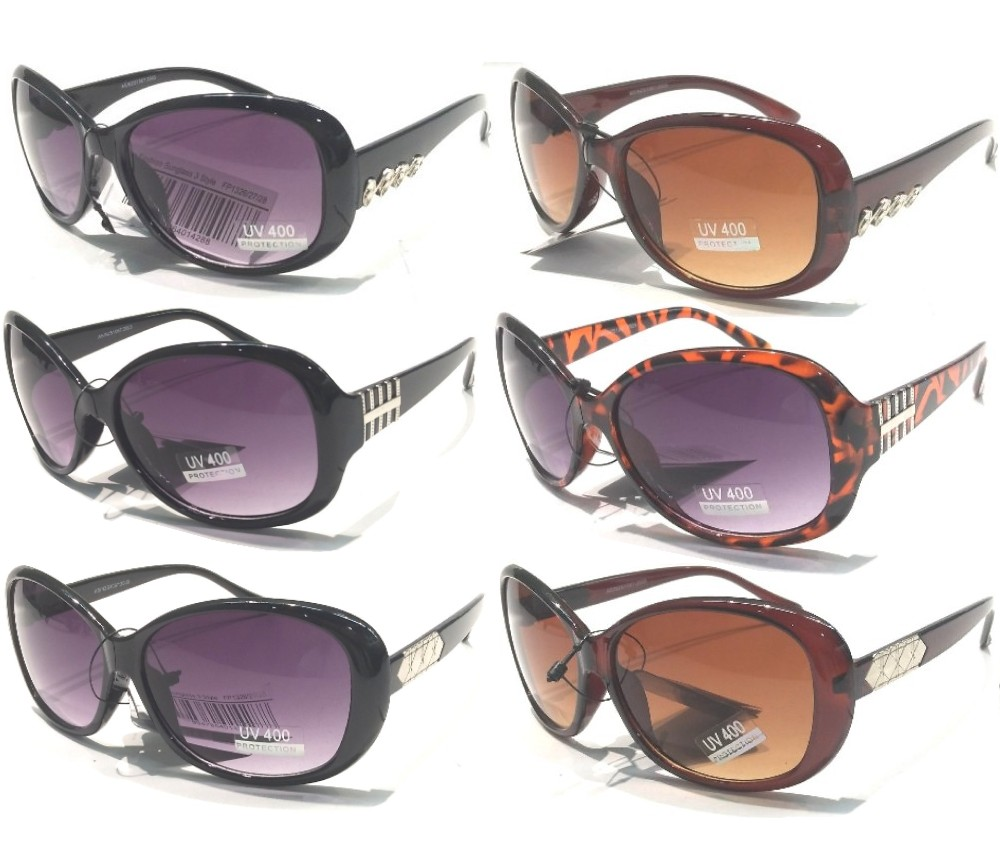 Bulk Buy Fashion Sunglasses 3 Style Group FP1326/27/28
