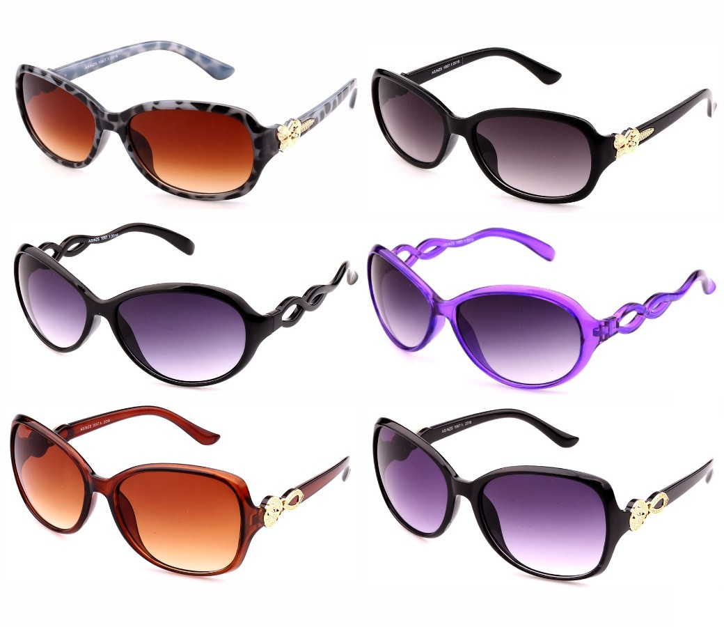 Cooeyes Ladies Fashion Sunglasses 3 Style Group FP1359/60/61
