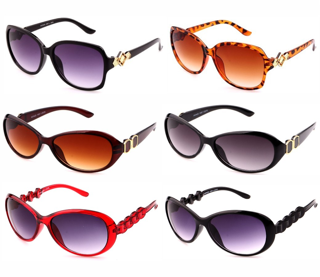 Cooeyes Ladies Fashion Sunglasses 3 Style Group FP1368/69/70