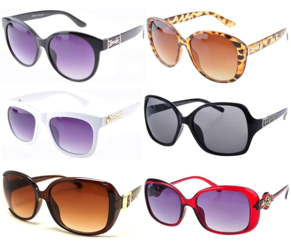 Beach Babes Fashion Plastic Sunglasses Sample Pack