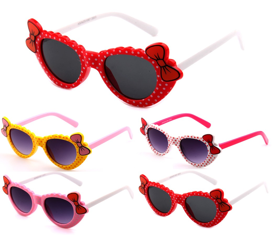 Kids Fashion Sunglasses KF7056-1