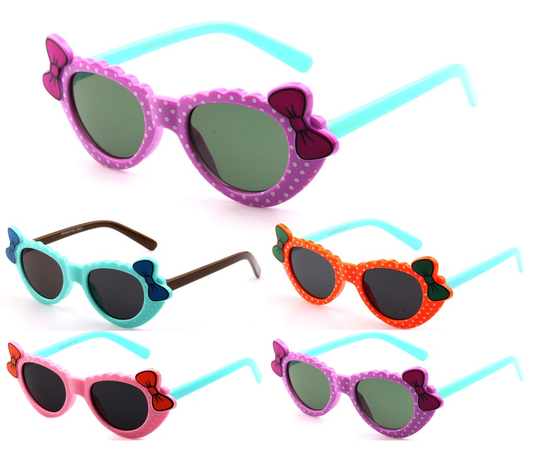 Kids Fashion Sunglasses KF7056-2