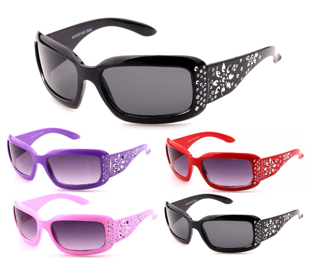 Kids Fashion Sunglasses KF7085