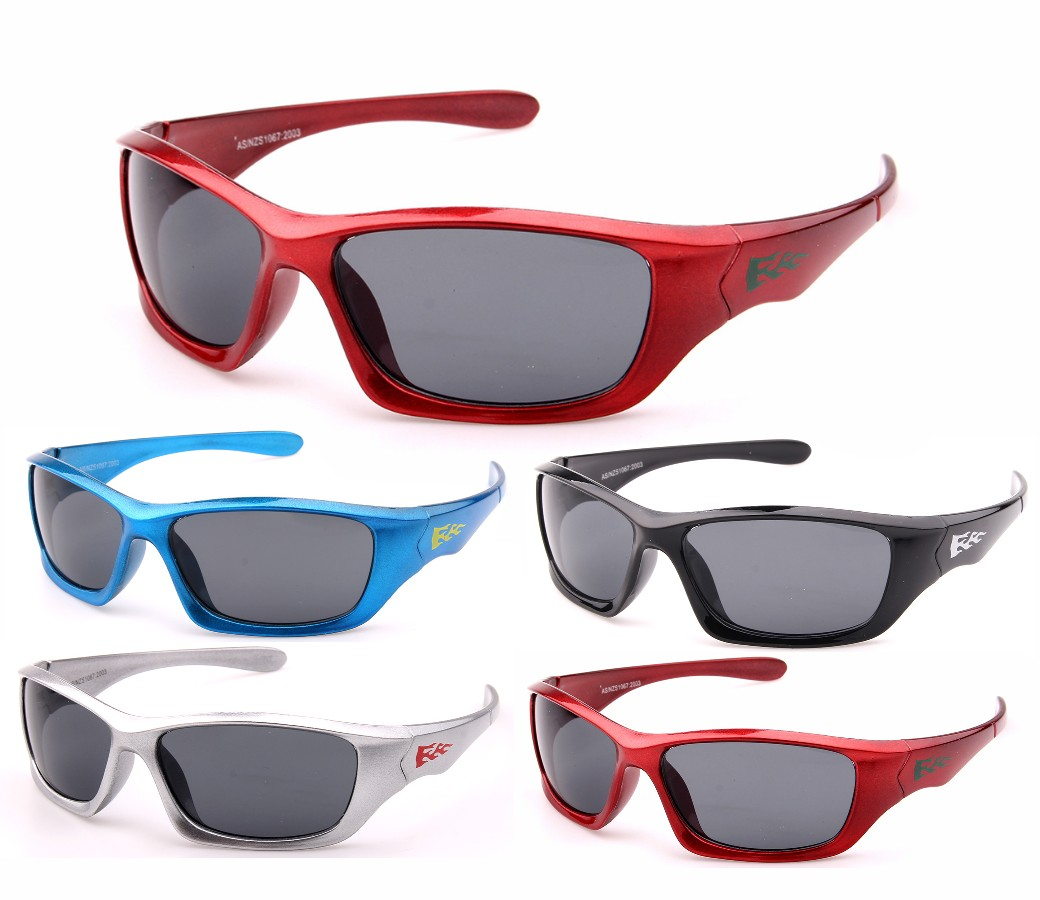 Kids Sports Sunglasses KS8062-1