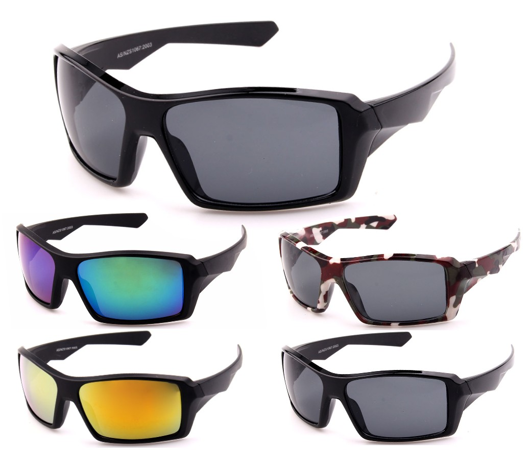 Kids Sports Sunglasses KS8066-3