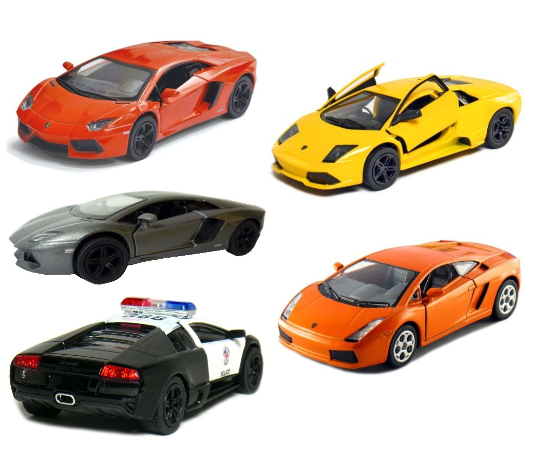 1:36 Lamborghini Series Assorted (This is mixed item, Real stock is maybe different than website pictures)