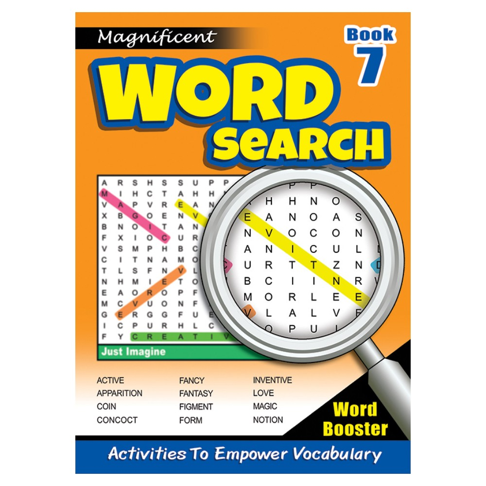 Magnificent Word Search 5 (MM10876)
