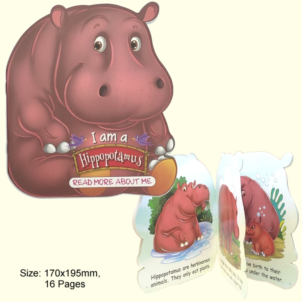 I am a Hippopotamus (MM33163)