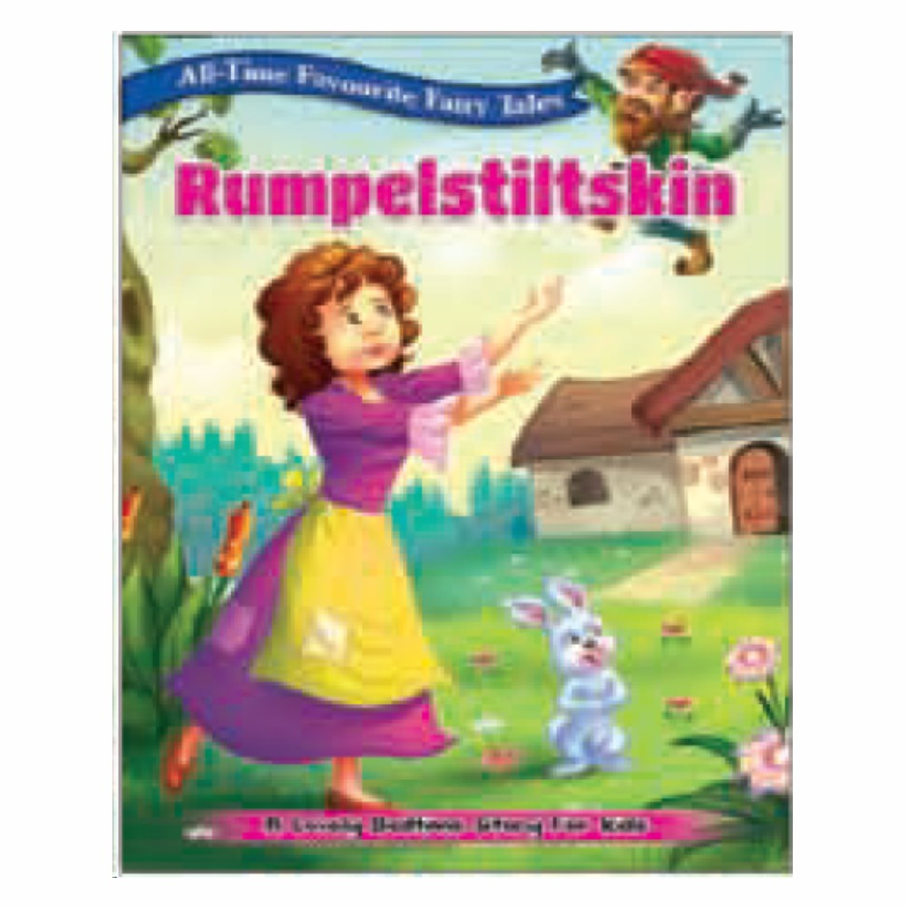 All Time Favourite Fairy Tales Rumpelstiltskin (MM74188)