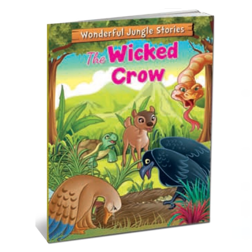 Wonderful Jungle Stories The Wicked Crow (MM75420)