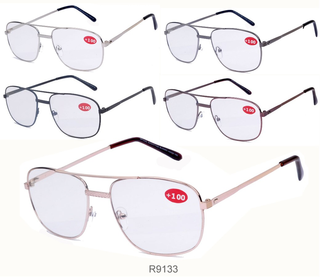 metal frame reading glasses 4 style assot r9130 31 32 33