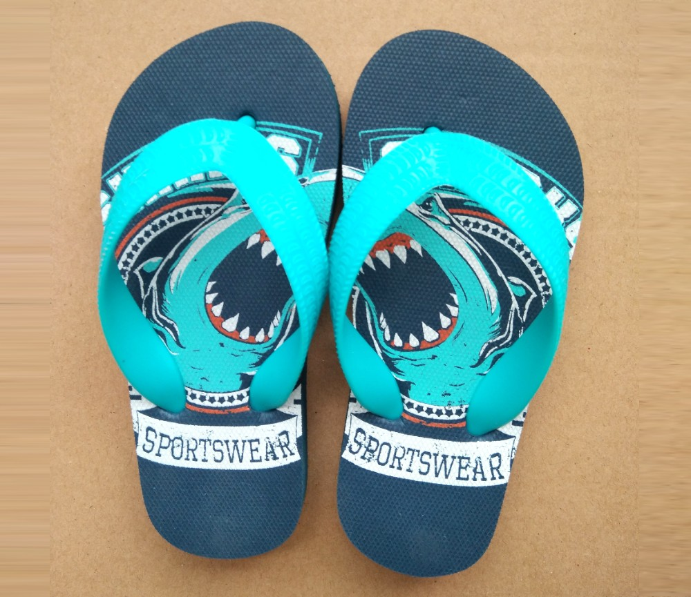 Kids Sandals - Shark Jaw SLP-K421