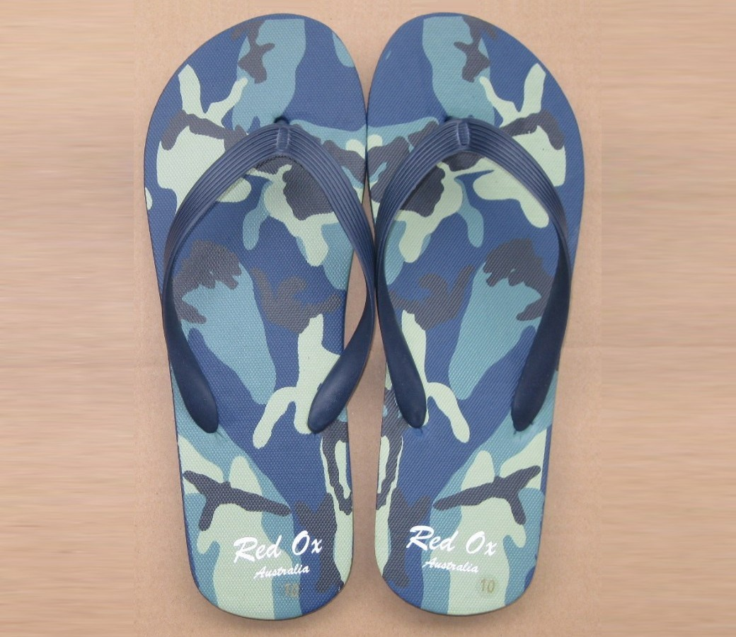 Beach Sandals Mens - Camouflage SLP-M222