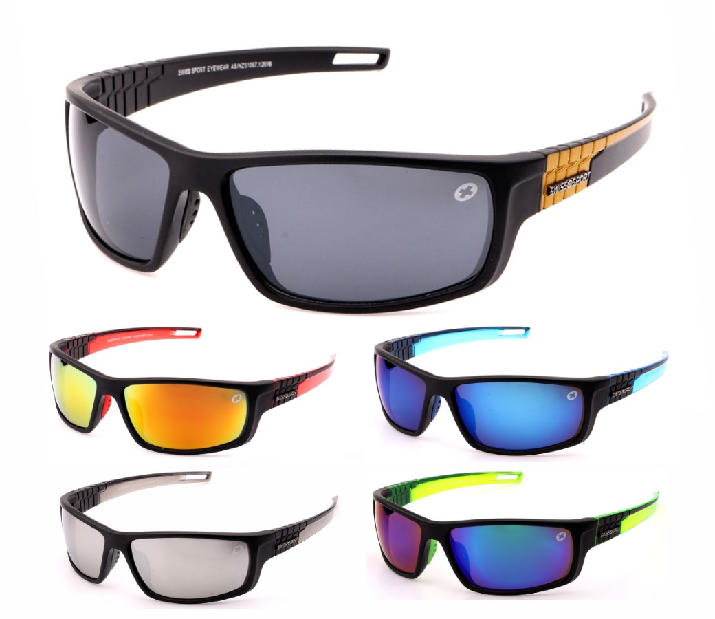 Swisssport Sunglasses - Gold Tag SW282