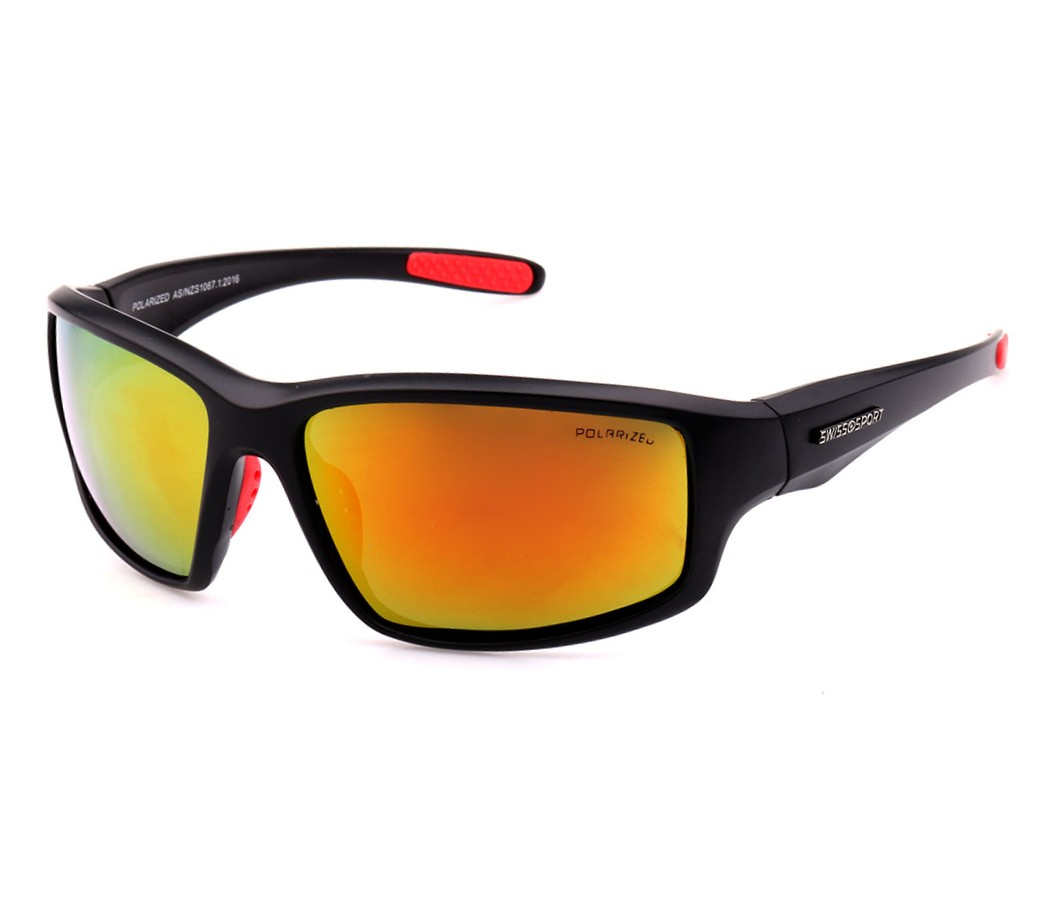 Swisssport Tinted Lens Polarized Sunglasses SWP286