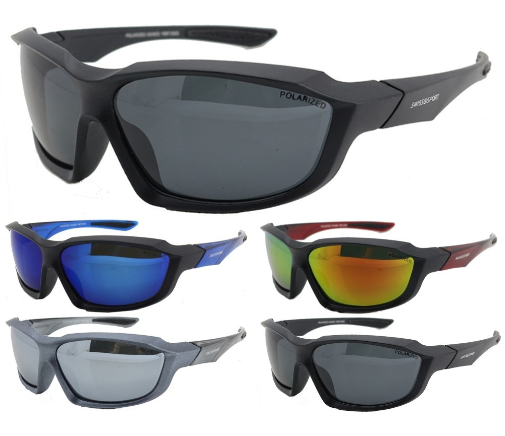 Swisssport Tinted Lens Polarized Sunglasses SWP289