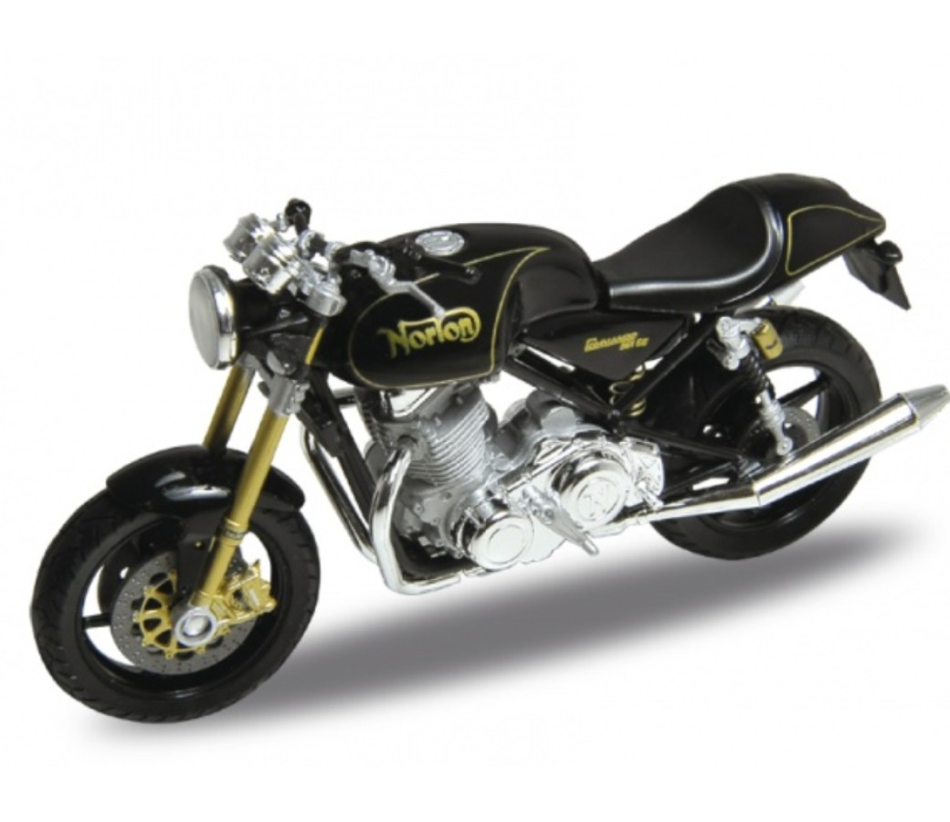 1:18 NORTON COMMANDO 961 SE WL12818PW