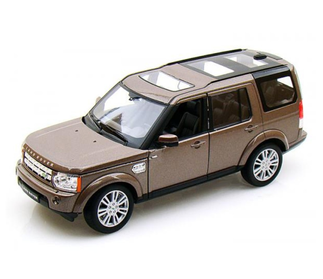 LAND ROVER DISCOVERY 4 - 1:24 (Metallic Brown) WL24008W