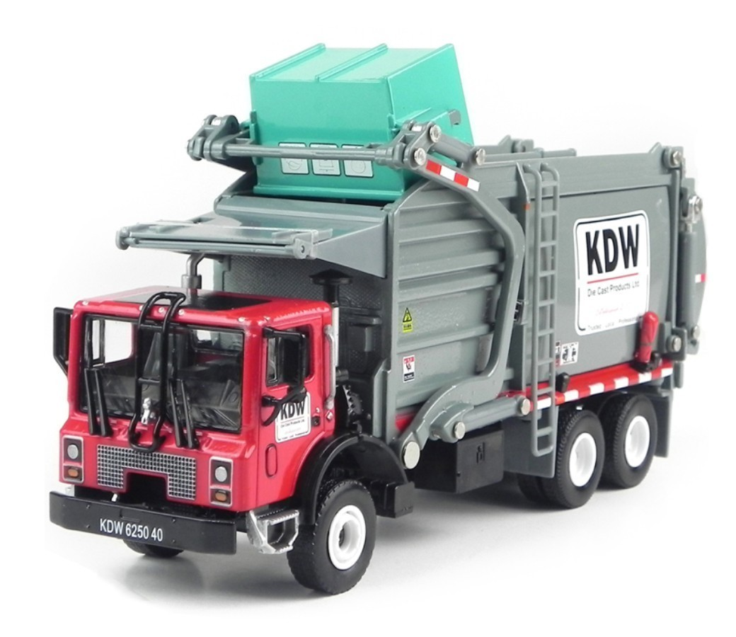 Material Transporter Truck 1:24 Heavy Die cast Model KDW625040W