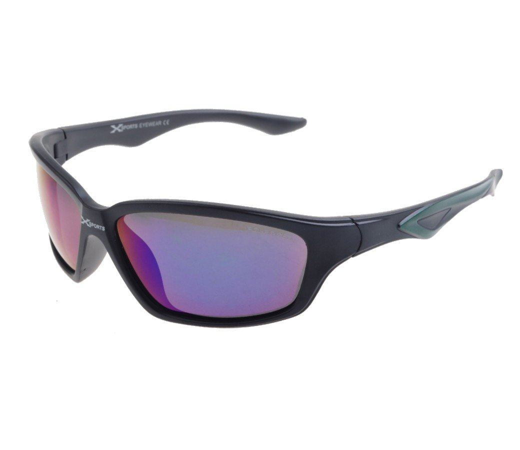 Xsports Tinted Polarized Lens Sunglasses XSP314