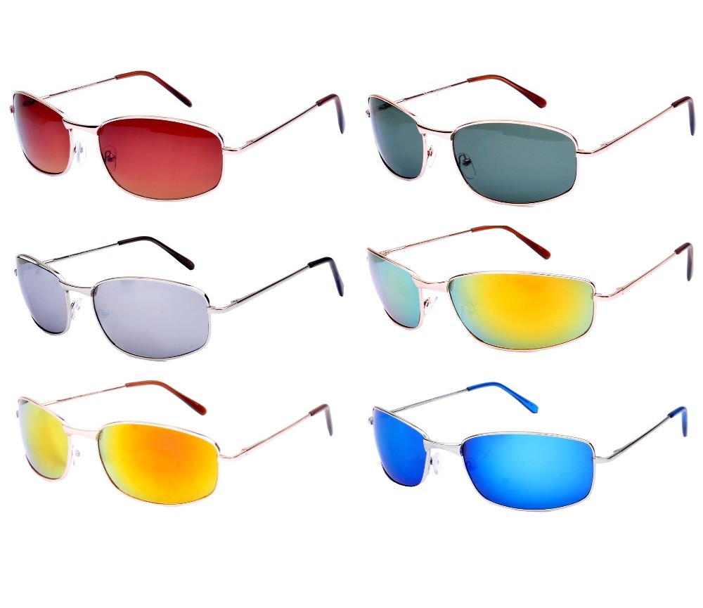 Xsports Metal Frame Sunglasses Sample Pack